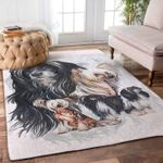 Custom Areas Rug Chinese Crested Dog Rug - Gift For Family