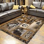 Custom Areas Rug English Springer Spaniel Rug - Gift For Family