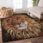 Custom Areas Rug Lion Family 2 Rug - Gift For Family