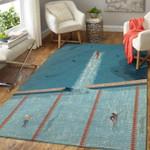 Custom Areas Rug Swimming Rug - Gift For Family