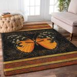 Custom Areas Rug Butterfly 4 Rug - Gift For Family
