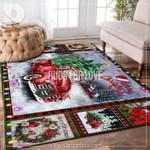 Custom Areas Rug Merry Christmas Rug - Gift For Family