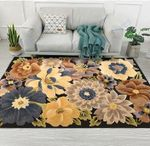 Custom Areas Rug Flower 5 Rug - Gift For Family