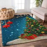 Custom Areas Rug Christmas Tree Rug - Gift For Family