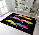 Custom Areas Rug Exquisite Parasol Umbrella Rug - Gift For Family