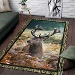 Custom Areas Rug Deer Rug - Gift For Family