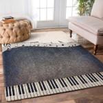 Custom Areas Rug Piano Rug - Gift For Family