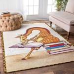 Custom Areas Rug Giraffe Rug - Gift For Family #49521