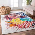 Custom Areas Rug Zebra Rug - Gift For Family