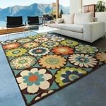 Custom Areas Rug Flower 6 Rug - Gift For Family