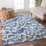 Custom Areas Rug Butterfly Rug - Gift For Family