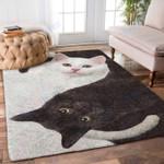 Custom Areas Rug Cat Rug - Gift For Family