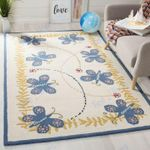 Custom Areas Rug Butterfly Rug - Gift For Family #61490