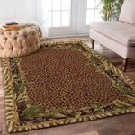 Custom Areas Rug Jungle Safari Rug - Gift For Family #12916