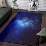 Custom Areas Rug Pleiades Star Cluster Clubs Rug - Gift For Family