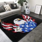 Custom Areas Rug Eagle Rug - Gift For Family