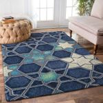 Custom Areas Rug Moroccan Mosaic Rug - Gift For Family