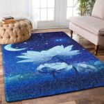 Custom Areas Lotus Rug - Gift For Family