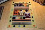 Custom Areas Rug Southwestern Floral Rug - Gift For Family