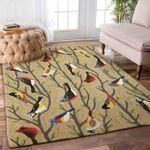 Custom Areas Rug Birds Rug - Gift For Family