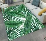 Custom Areas Rug Banana Leaves Rug - Gift For Family