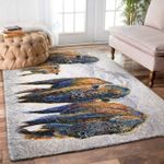 Custom Areas Rug Bull Rug - Gift For Family