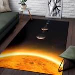 Custom Areas Rug Solar System Rug - Gift For Family