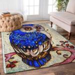 Custom Areas Owl Rug - Gift For Family