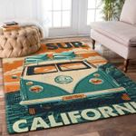 Custom Areas Surfing Rug - Gift For Family