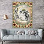 To My Daughter T Rex Sunshine Canvas Print Wall Art - Gift For Kids - Matte Canvas