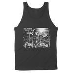 Vintage Neil Memory-Peart In Loving Drummer Best T-Shirt - Standard Tank