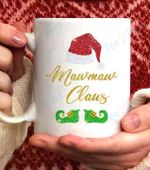 Matching christmas for couple  the naughty one coffee mug Coffee Mug - White Mug