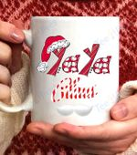 Yaya Coffee Mug - White Mug