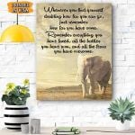 Whenever You Find Yourself Canvas Prints Wall Art - Matte Canvas