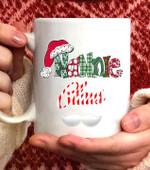 Nannie Coffee Mug - White Mug