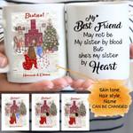 Coffee Mug Christmas Personalised Mugs - White Mug