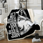 Custom Blankets Wolf Blanket - Fleece Blanket
