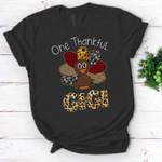 Thanksgiving Day One Thankful Gigi - Standard Women's T-shirt
