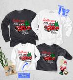 Personalized Gifts Buffalo Plaid Truck Shirt - Standard Fleece Sweatshirt