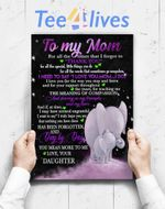 Custom Poster Prints Wall Art Special Gift For Your Mom