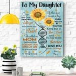 Keep Me In Your Heart Canvas Prints Wall Art - Matte Canvas