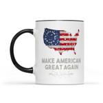 Rush Betsy Ross 1776 Limbaugh Gift Make American Great Again Accent Mug