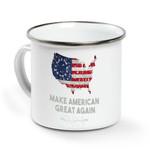 Rush Betsy Ross 1776 Limbaugh Gift Campfire Mug