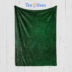 Custom Blanket Irish Blanket - Happy Saint Patrick's Day
