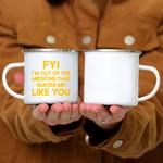 Custom Mug FYI Gift - Campfire Mug