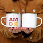 Custom Mug ROMA AMOR Sweatshirt - Campfire Mug
