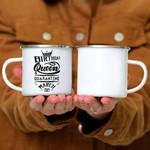 Custom Mug Birthday Queen In Quarantine March 2021 Birthday Gift -  Campfire Mug