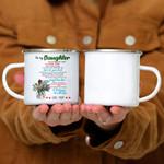 Custom Mug Surprise Your Daughter -  Campfire Mug