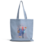 Custom Tote Bag Personalized Tote Bag To My Wonderful Mum - Gift For Mother's Day - Tote Bag