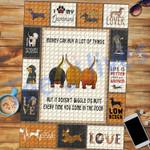 Custom Jigsaw Puzzle Dachshund - Gift For Dog Lovers